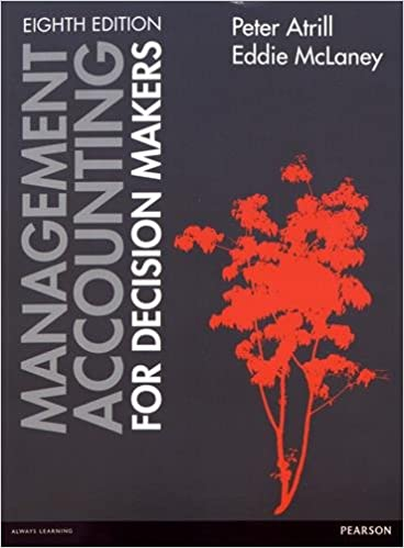 Management accounting for decision makers amazon dr peter management accounting for decision makers amazon dr peter atrill eddie mclaney 9781292072432 books fandeluxe Images