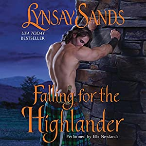 Falling for the Highlander Hörbuch