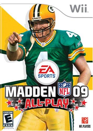 Madden NFL 09 All-Play - Nintendo Wii
