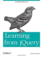 Learning from jQuery Front Cover