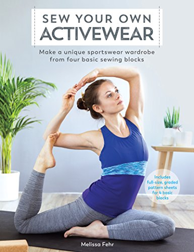 Sew Your Own Activewear Book by Sew And So by F & W Publishing