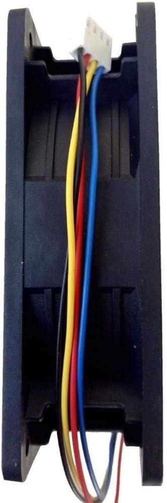 CAOQAO - Carcasa para Ventilador Antminer Bitmain S7 S9 7500RPM ...