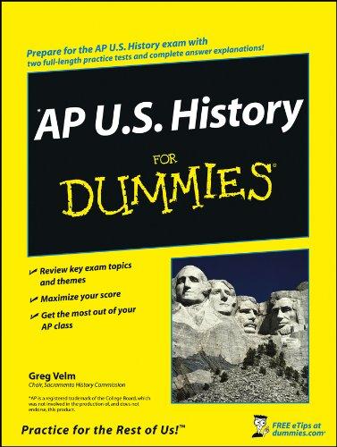 AP U.S. History For Dummies