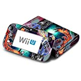 Pokemon X Y Special Edition Decorative Decal Cover Skin for Nintendo Wii U Console and GamePad