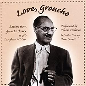 Love, Groucho Performance