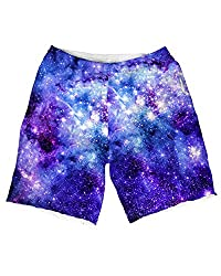 INTO THE AM Stardust Premium All Over Print Athletic Shorts (28