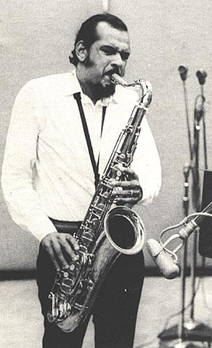 Ernie Watts