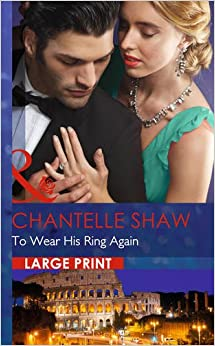 Book To Wear His Ring Again (Largeprint Romance)