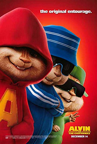Alvin and the Chipmunks - Movie Poster - 27 x ()