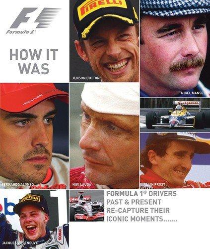 Blu-ray : F1 How It Was (Blu-ray)