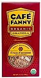 Cafe Fanny Granola Organic Granola Coconut-Cranberry with Roll Quinoa