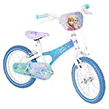 Disney Frozen Bike with Training Wheels 16 Inch - Makes a Great Gift for Your Child