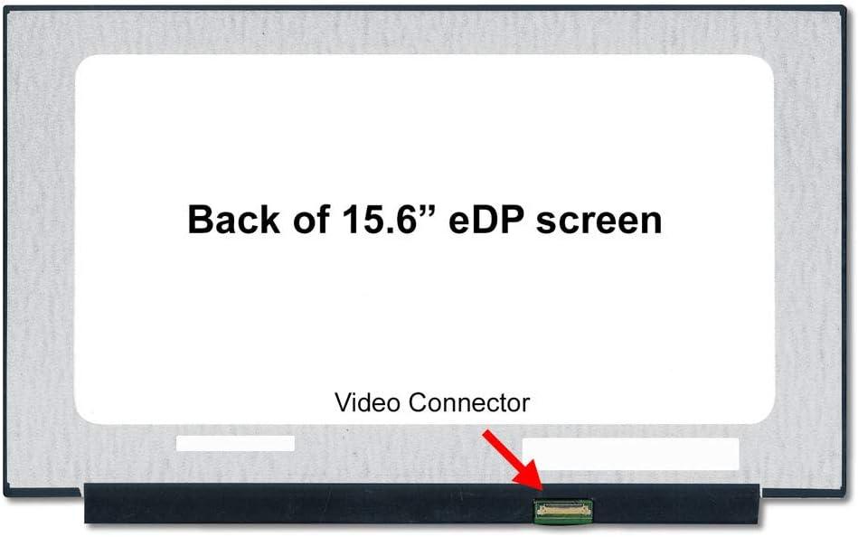 Matte IPS FHD 1920x1080 LCD LED Display with Tools SCREENARAMA New Screen Replacement for N156HCA-GA3