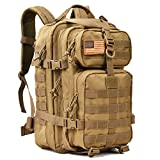 Military Tactical Backpack Small 3 Day Assault Pack Army Molle Bug Out Bag Backpacks Rucksack for Outdoor Sport Travel Hiking Camping Hunting Daypack 35L Review