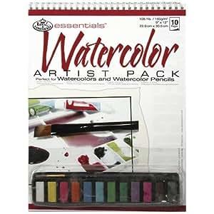 Royal & Langnickel - Papel para pintar con acuarelas (RD-508)