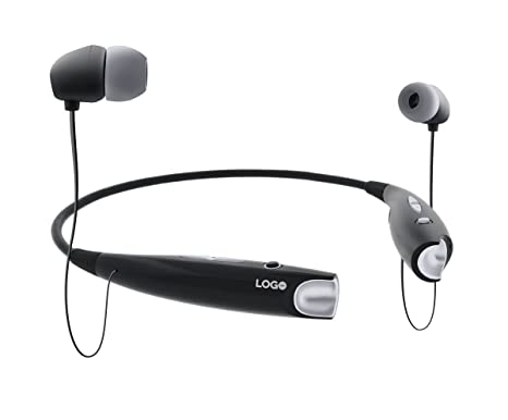 88f49afd21d Amazon.com: iJoy- Logo Premium Active Bluetooth Neck Band Gray: Cell ...