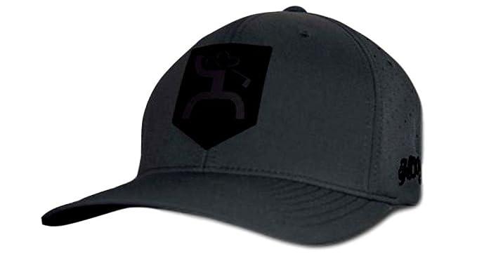 524def28d9108 Amazon.com  HOOey Golf Dark Grey w Patch - YOUTH  Clothing