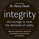 Bargain Audio Book - Integrity  The Courage to Meet the Demand