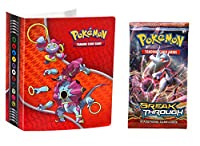 Pokemon Trading Card Game XYBREAKthrough Collectors Album