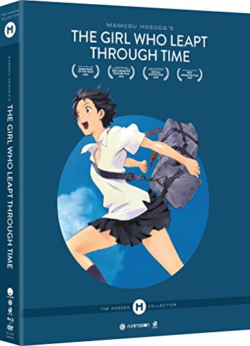 The Girl Who Leapt Through Time: Hosoda Collection (Blu-ray/DVD Combo + UV)