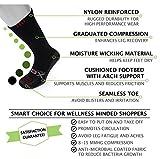 Compression Socks | Big & Tall Mens Black