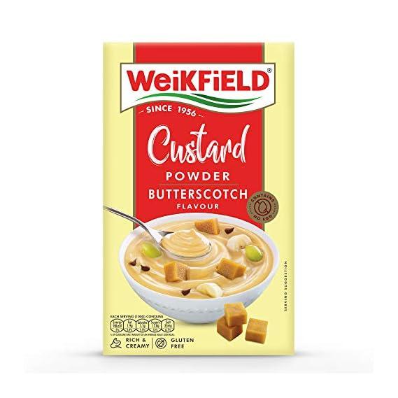 Weikfield Custard Powder Butterscotch 75g