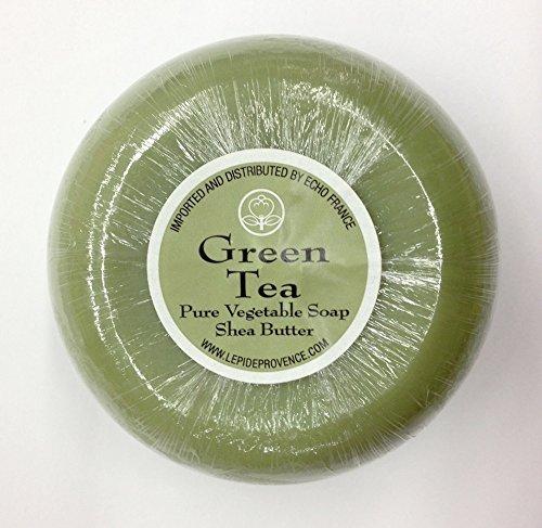 Soap - 150g Round Bar - Green Tea by L'epi de Provence by L'Epi de - Mall Shopping Minneapolis