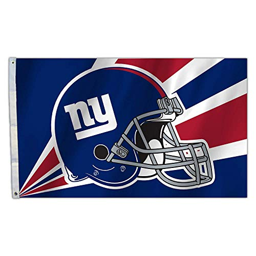 RongJ- store NFL 3-Foot by 5-Foot Banner Champion Flag (New York Giants)