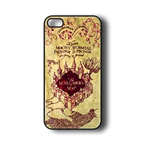 iPhone 5 Case ThinShell Case Protective iPhone 5 Case Marauders Map
