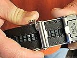 KORE Men's Full-Grain Leather Ratchet Track Belt