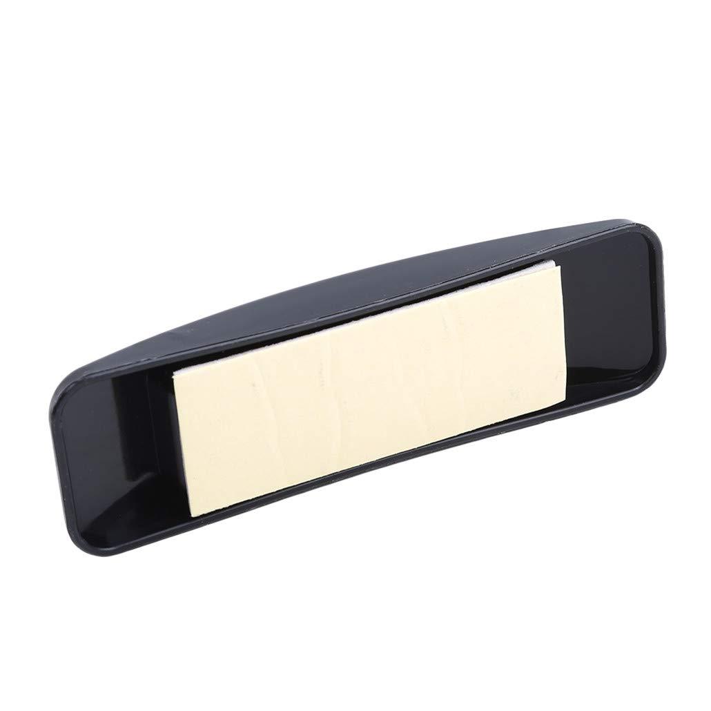 As description negro Juego de 2 pomos autoadhesivos para ventana o caj/ón NYAOLE pl/ástico abs protector de seguridad para decoraci/ón del hogar