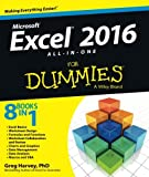 img - for Excel 2016 All-in-One For Dummies book / textbook / text book