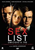 Sex List - Omicidio A Tre [Italian Edition] by ewan mcgregor