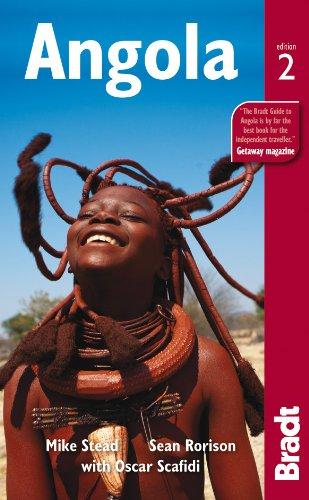 Angola (Bradt Travel Guides)