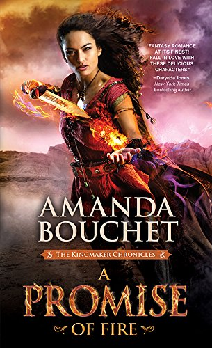 %**A Promise of Fire by Amanda Bouchet