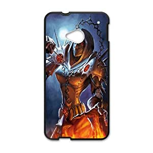 Beautiful Designed With World of Warcraft Theme Phone Shell For HTC One M7