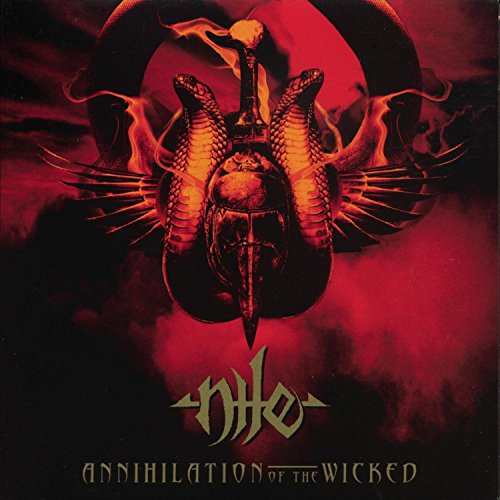 Nile: Annihilation Of The Wicked (Audio CD)