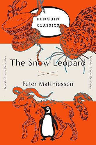 The Snow Leopard: (Penguin Orange Collection) - Edge Snow Leopard