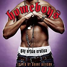 Homeboys: Gay Urban Erotica | Livre audio Auteur(s) : Shane Allison Narrateur(s) : Shannon Gunn, Greg Mason