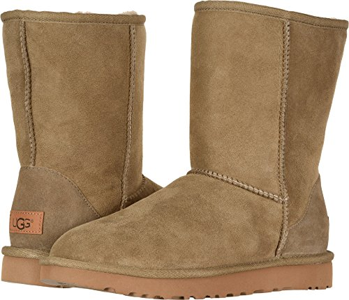 UGG Women's W Classic Short II Fashion Boot Antilope 7 M US