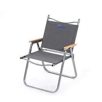 Amazon.com: Sillas de acampada WSSF – silla plegable de ...