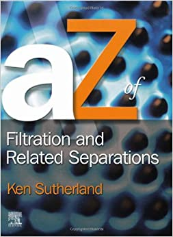 A - Z of Filtration and Related Separations