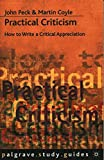 Practical Criticism (Palgrave Study Guides:Literature)