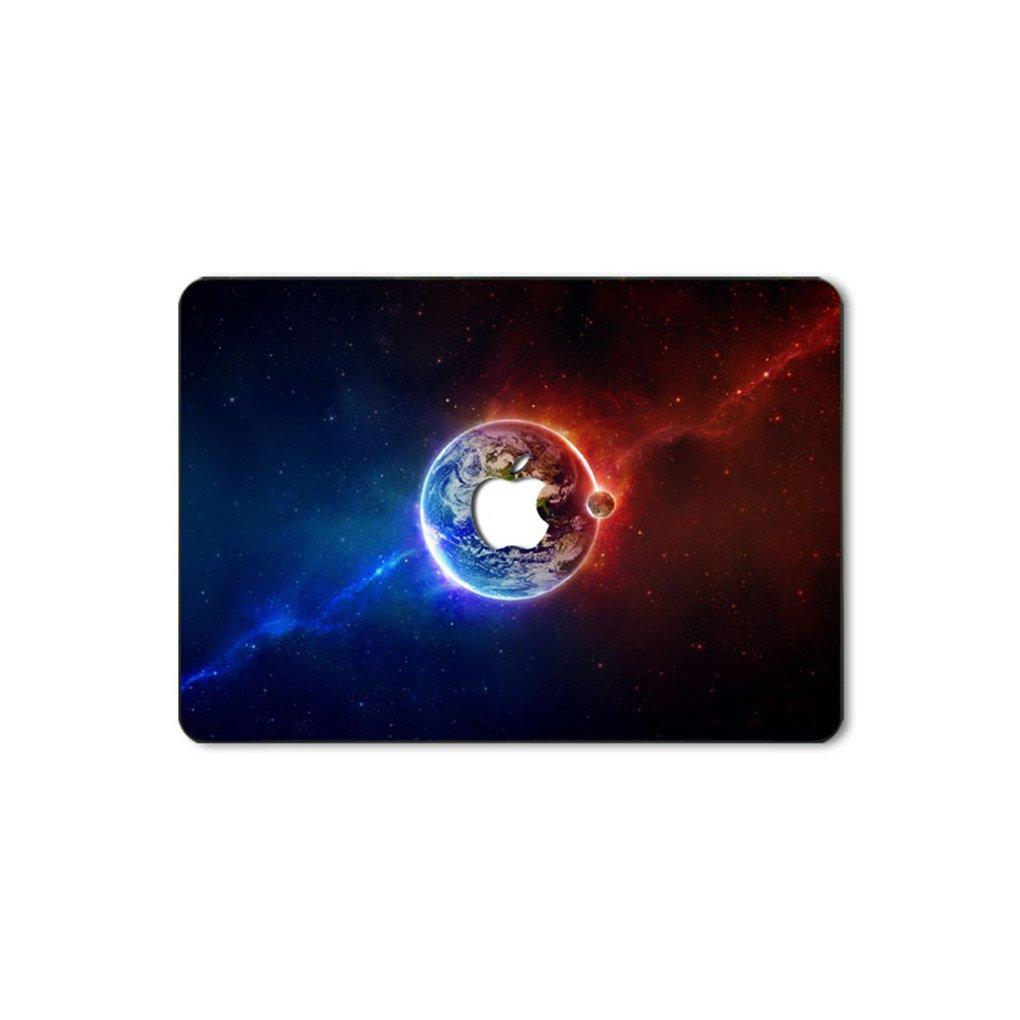 Mod/èle A1466 // A1369 Kikhorse Cr/éatif Galaxie Collection S/érie Amovible Top D/écalcomanie Autocollant Front pour MacBook Air 13 Pouces Galaxie 15