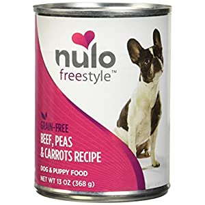 Nulo Freestyle Beef & Vegetables Recipe Can Dog, 12/13 Oz 85