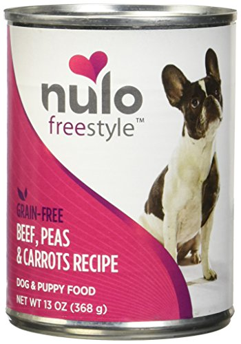 Nulo Freestyle Beef & Vegetables Recipe Can Dog, 12/13 oz