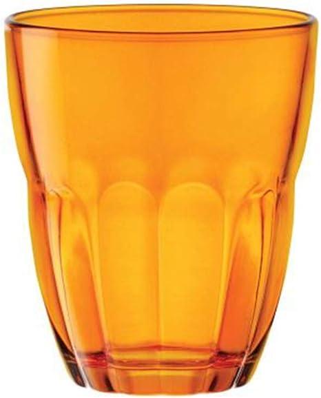 Set di Bicchieri Ercole Multicolor 6 Pezzi 23cl Vetro Colorato Bormioli Rocco...