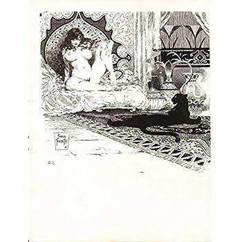 "1996 Full Color Plate /"" Wild Ride /""by Frank Frazetta Fantastic GGA"