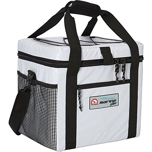 Igloo Marine Ultra 24 Can Square Cooler - White Travel Cooler NEW (Igloo Cooler Car)