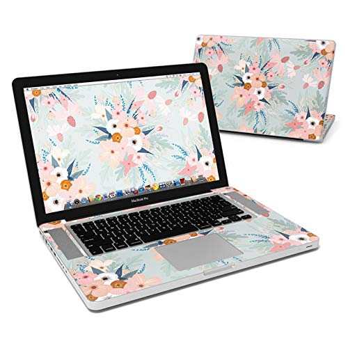 "Ada Garden Full-Size 360° Protector Skin Sticker for Apple MacBook Pro 15"" Inch - Ultra Thin Protective Vinyl Decal wrap Cover"